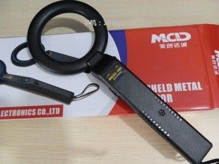 考場用金屬探測器 手持式金屬探測器