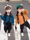 女童裝秋裝時髦套裝新款1-3歲2洋氣女寶寶秋季兩件套韓版潮衣 依夏嚴選