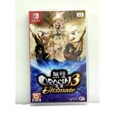 任天堂 NS 無雙OROCHI 蛇魔3 Ultimate 蛇魔 3 蛇魔無雙 3 Ultimate 中文版(預購11月中)