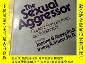 二手書博民逛書店The罕見Sexual aggressor: current p