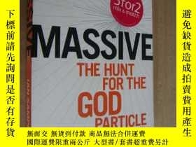二手書博民逛書店Massive:罕見The Hunt for the God P