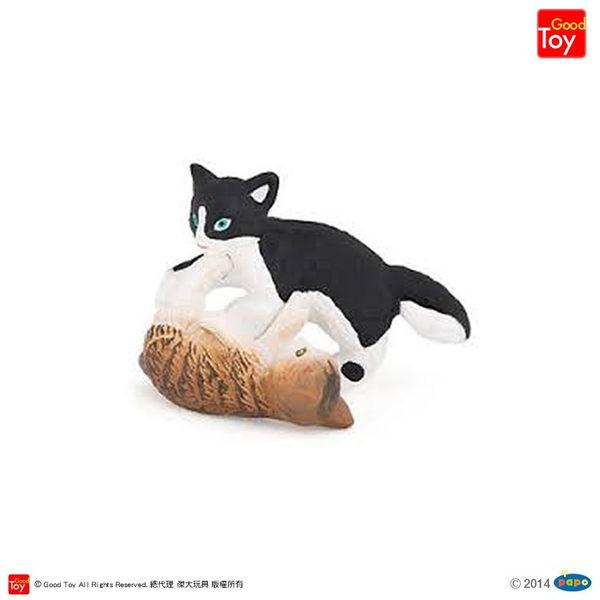 【Good Toy】法國 PAPO 54003 貓狗寵物 小貓 Kittens