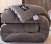 保暖被棉被單人加厚保暖學生冬季全棉10斤冬天蓋的雙人被子8羊羔絨冬被 LN1891 【雅居屋】