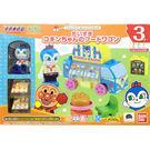 《 麵包超人 》ANP 藍精靈積木玩具13PCS ╭★ JOYBUS玩具百貨