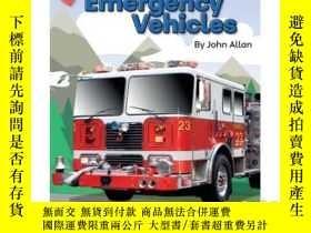 二手書博民逛書店Let s罕見Look at Emergency Vehicle