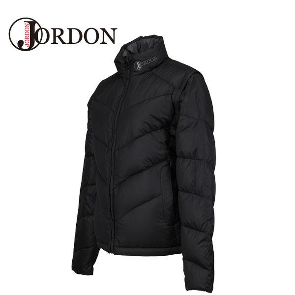 JORDON橋登 極暖羽絨 脫袖雙面穿羽絨外套 1072I