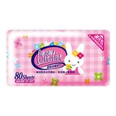 康乃馨寶寶潔膚濕巾超厚80片【康是美】