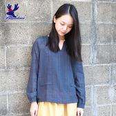 American Bluedeer-【春夏降價款】格紋純棉T(魅力價) 春夏新款