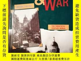 二手書博民逛書店Peace罕見and War: Pupil s Book: Ye