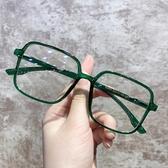 防藍光抗輻射電腦眼鏡框女韓版潮可配度數網紅眼睛護目平光鏡