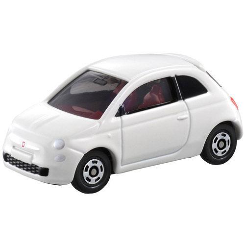 TOMICA NO.090 FIAT500_TM090A 多美小汽車