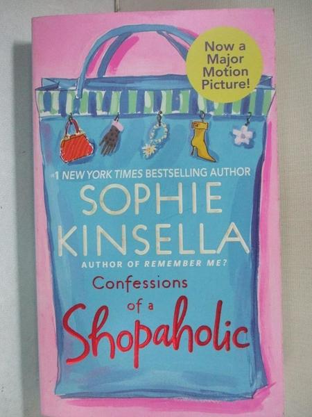 【書寶二手書T8/原文小說_HGU】Confessions of a Shopaholic_Kinsella