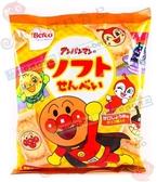 《松貝》栗山麵包超人軟米果101g【4901336110530】aa29