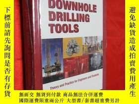 二手書博民逛書店Downhole罕見Drilling Tools: Theory