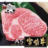 【台灣誠】日本宮崎牛A5和牛厚切沙朗(300g)