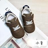 《7+1童鞋》小童 Moonstar TSUKIHOSHI 輕量透氣布面 機能鞋 學步鞋 慢跑鞋 運動鞋 E426 咖啡色