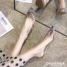 兩穿性感法式小高跟鞋2020年新款細跟水...
