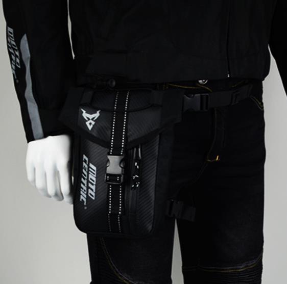 腰包 摩托車防水腿包 腰包 挎包 手機零錢證件包 摩旅裝備包騎行包 雙十二交換禮物