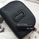 『Marc Jacobs旗艦店』Marc Jacobs |MJ| 黑色 真皮 流蘇 斜背包 側背包肩背包