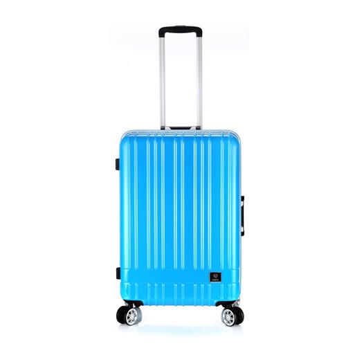 Wind 風之旅者 -第六代 鋁框旅行箱-29吋土耳其藍1803TL-29-LBUE