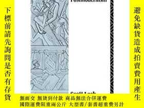 二手書博民逛書店Sociology罕見of Postmodernism後現代主義