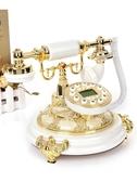 仿古電話機復古高檔無線歐式電話座機有線家用固定辦公電話機座機 陽光好物