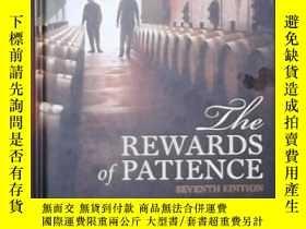 二手書博民逛書店英文原版罕見The Rewards of Patience by
