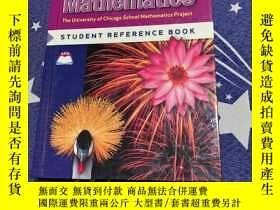 二手書博民逛書店罕見~Everyday Mathematics, Grade , Student Reference Book97