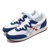 【六折特賣】Asics 休閒鞋 Tarther OG 白 藍 銀 紅 初代虎走 復古慢跑鞋 男鞋 【ACS】 1191A211101