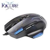 【FOXXRAY 狐鐳】彗星獵狐電競滑鼠(FXR-SM-28)