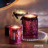 植物精油香味無煙薰衣草香薰蠟燭結婚閨蜜禮物盒  朵拉朵衣櫥