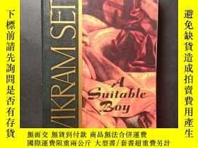 二手書博民逛書店A罕見Suitable Boy: A NovelY245709 VIKRAM SETH Harper Coll