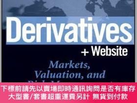 二手書博民逛書店預訂Derivatives罕見+ Ws: Markets, Valuation, And Ris K Manage
