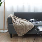 法蘭絨小毛毯珊瑚絨毯子毛巾被空調毯