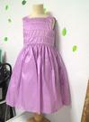 【Lovin` Sweetii】氣質小公主童洋裝~4Y-紫色限量款
