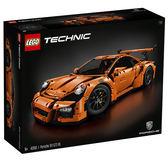 樂高Lego TECHNIC系列【42056 保時捷Porsche 911 GT3 RS V29】