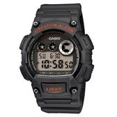 CASIO 卡西歐/極限運動流行腕錶/W-735H-8A