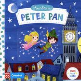 【 First Stories 童話故事(幼兒版)】PETER PAN /操作書 (彼得潘)