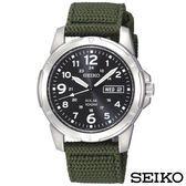 SEIKO精工  頂尖精英太陽能石英腕錶 SNE095P2