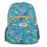 Hugger 幼童後背包 3-8歲 嘟嘟火車 | 超輕量防潑水無毒-外出用品(幼兒/幼童/學齡前/幼稚園)