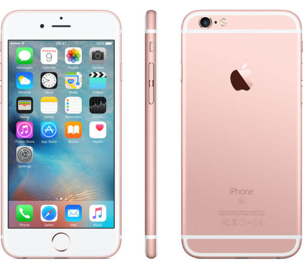 Apple iPhone6s Plus / Apple iPhone 6s+ / i6sp 128G 5.5吋 / 現金優惠價【玫瑰金】