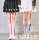 女士水鞋高筒冬季雨鞋女時尚款外穿防水長筒...