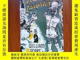 二手書博民逛書店God罕見Loves Laughter 英文原版Y128062