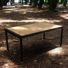 丹大戶外【Morixon】魔法小桌-橡木桌板 MT-5B 木桌│露營桌│拼接桌│系統桌│小桌子│折疊桌