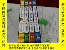 二手書博民逛書店DIARY罕見OF A WIMPY KID BOX OF BOO