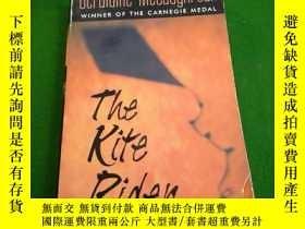二手書博民逛書店The罕見Kite Rider (平裝)Y290224 出版20
