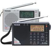 收音機 便攜式半導體老年人全波段數字調諧收音機校園廣播四六級高考英語聽力收音機PL380超606