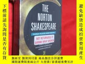 二手書博民逛書店The罕見Norton Shakespeare (Third E
