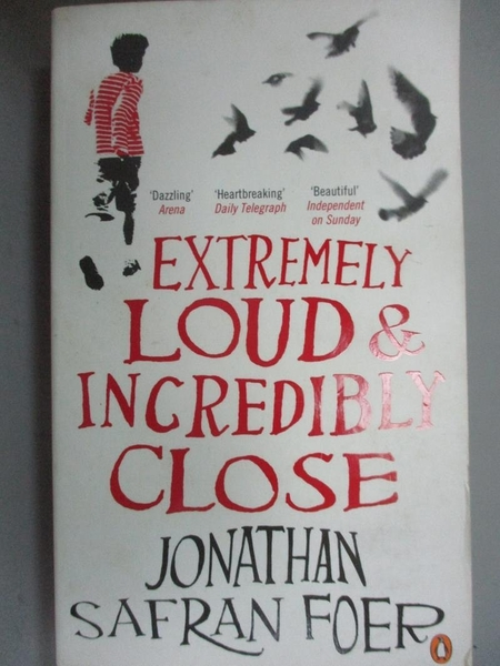 【書寶二手書T4/原文書_NRH】Extremely Loud and Incredibly Close_Jonatha