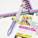 迪士尼筆  冰雪奇緣 安娜  全身 雙色筆 油性筆 圓珠筆 COCOS JP150